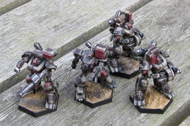 MILICIA Specialist Squad