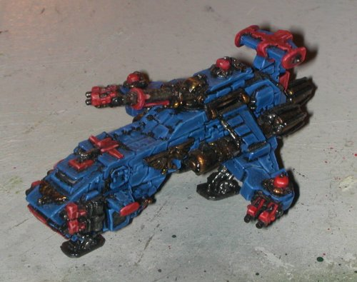 Epic Battlegroup - Thunderhawk Dropship