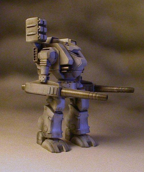 Warhammer WHM-6R / Tomahawk Destroid